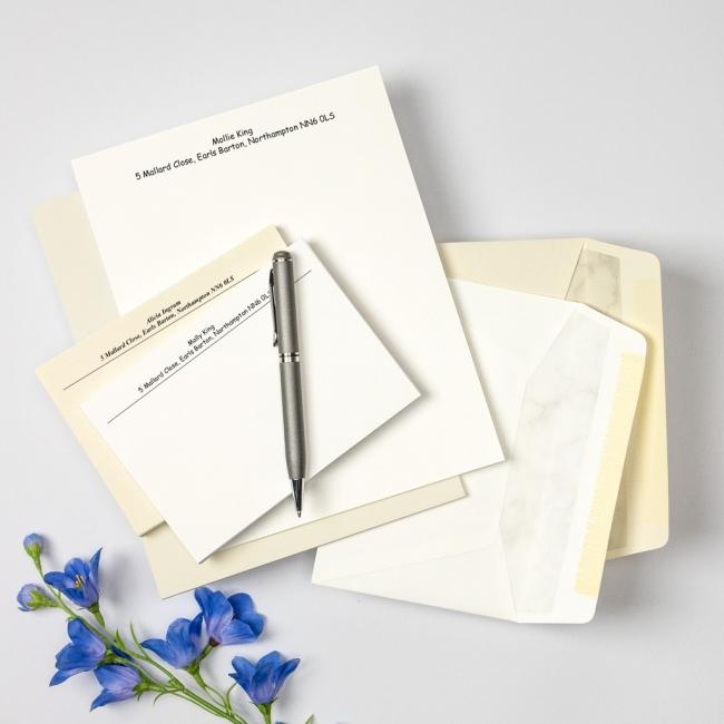 Premium Stationery Gift Set