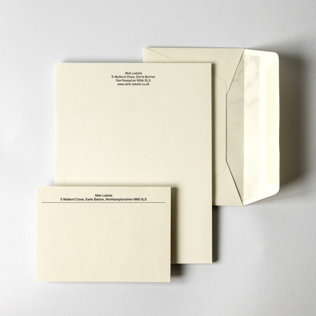 Premium Stationery Gift Set