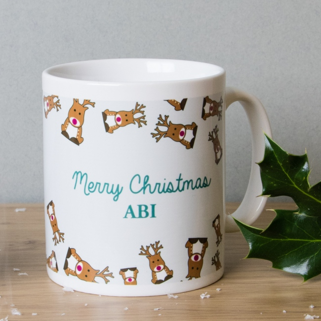 Reindeer - Christmas Mug