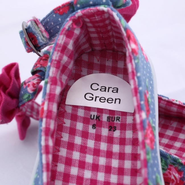 Personalised Shoe Labels