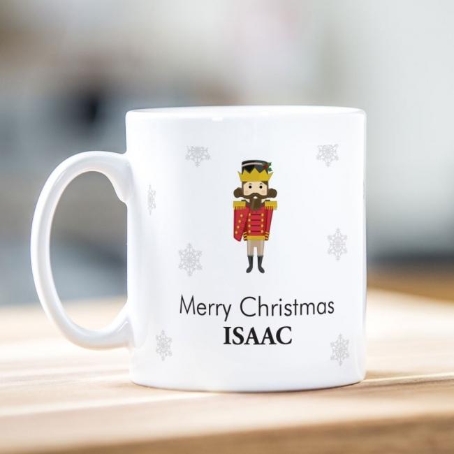 Toy Soldier Christmas Mug