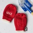 Luxury Merino Wool Mittens