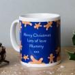 Gingerbread Man - Christmas Mug
