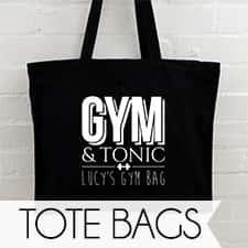 Personalised Tote Bags