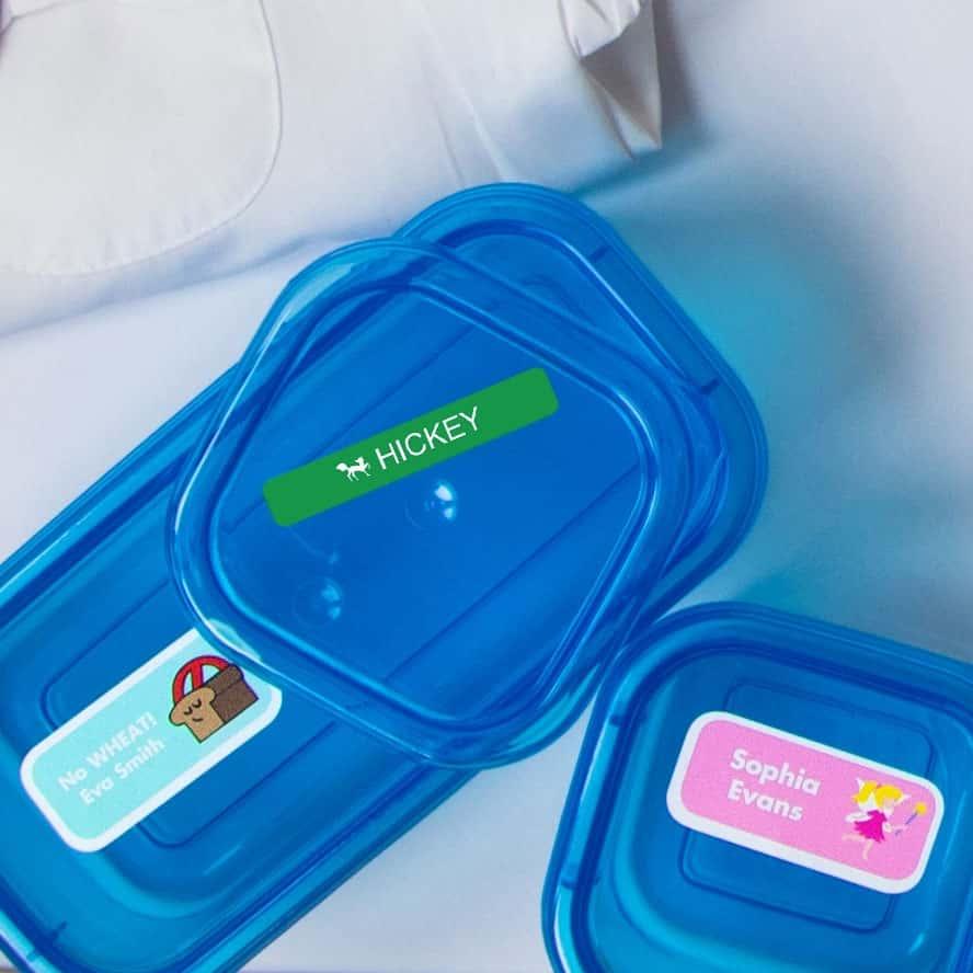 Dishwasher Proof Labels