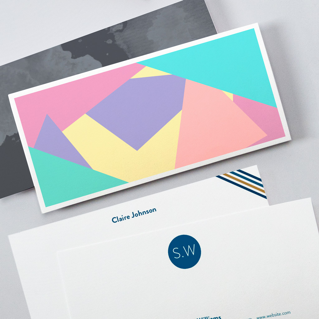 Business Compliment Slips
